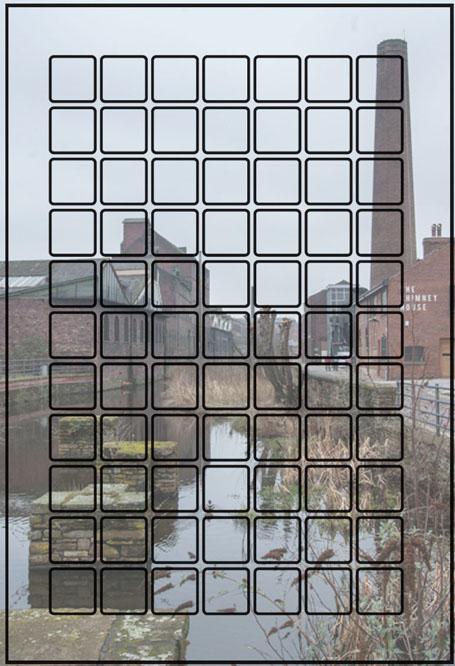 Multi-pattern - the K5's 77 zone metering