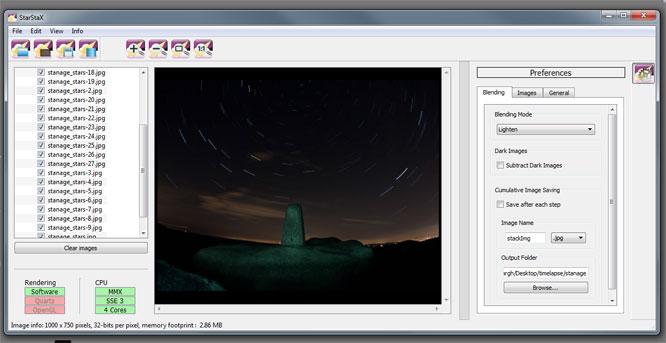 starstax image stacking program