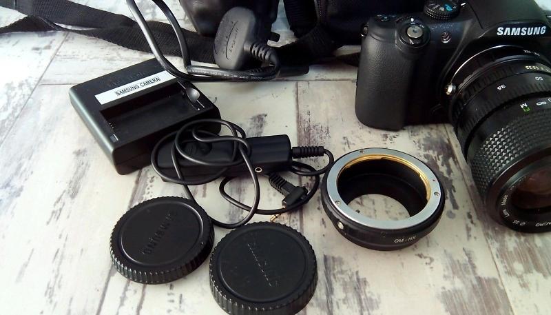 Samsung nx10@nx11 + pentax lens and pentax adapter K7/k20