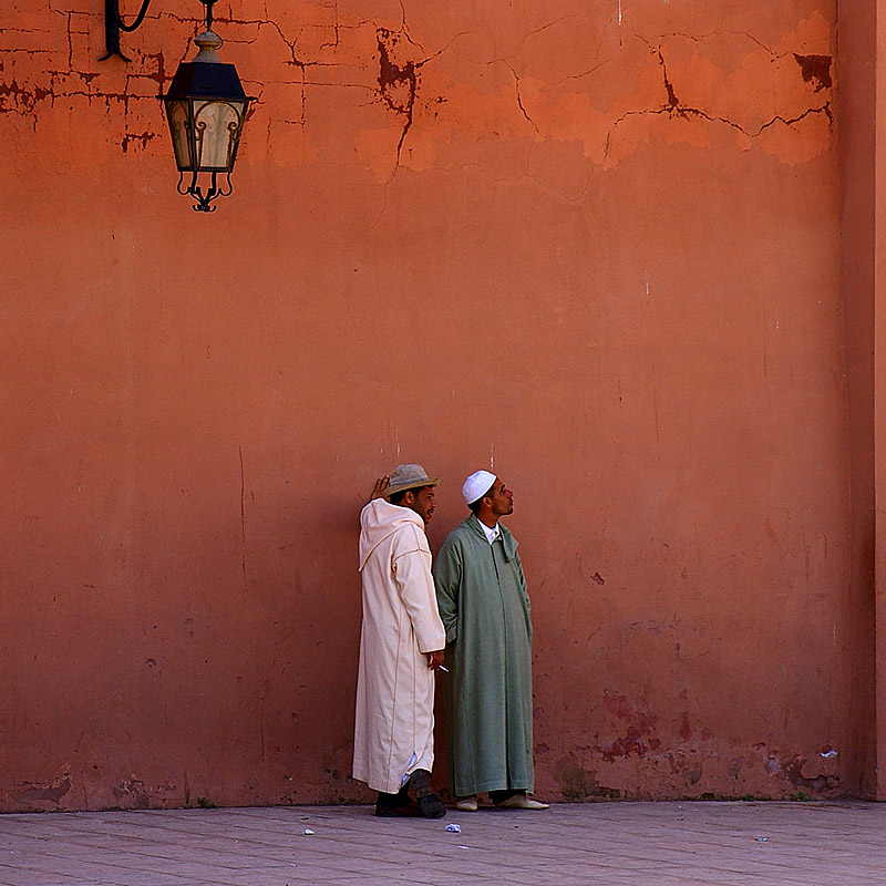 Two Gentlemen of Marrakech