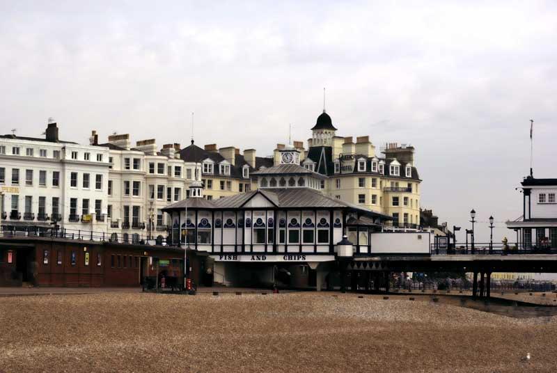 Eastbourne HDR
