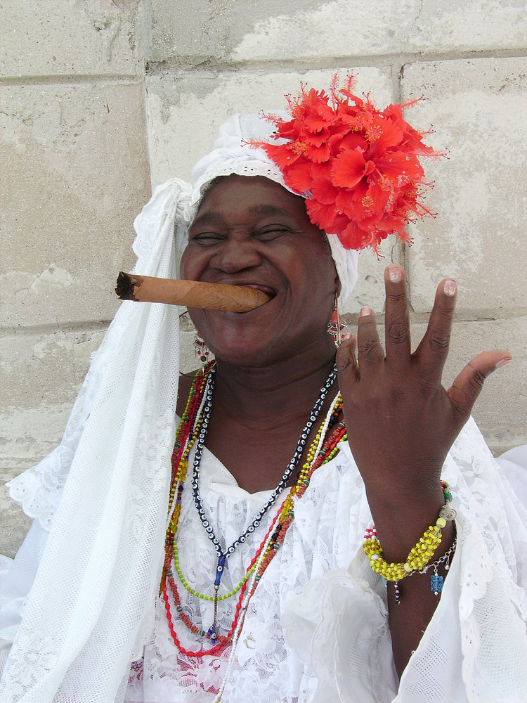 the orisha, havana, cuba