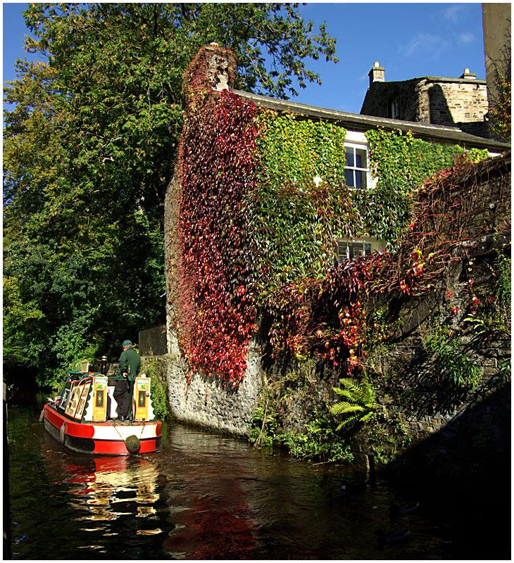 Autumnal Skipton