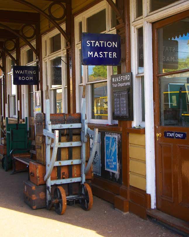 Old Rail Station
