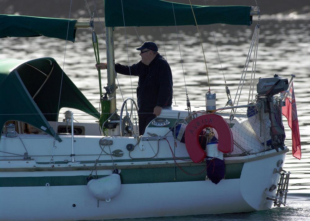 Albion Ahoy!