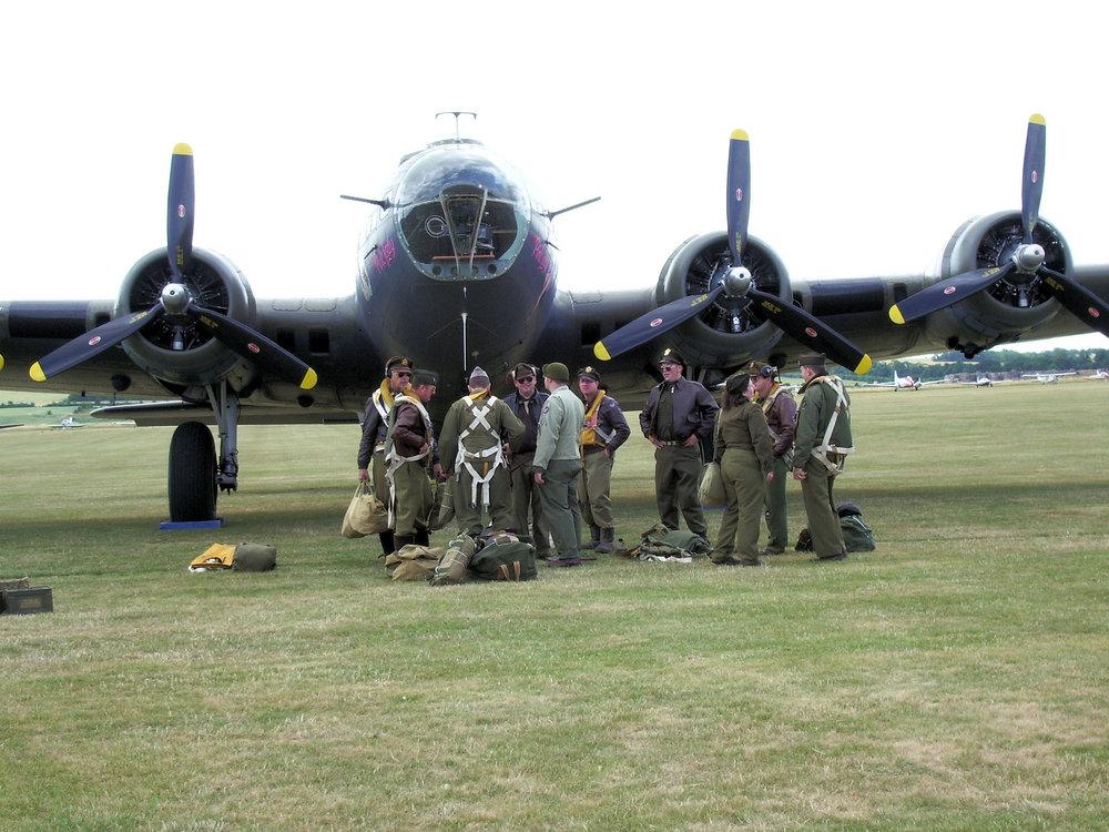 Flying Legends 2006