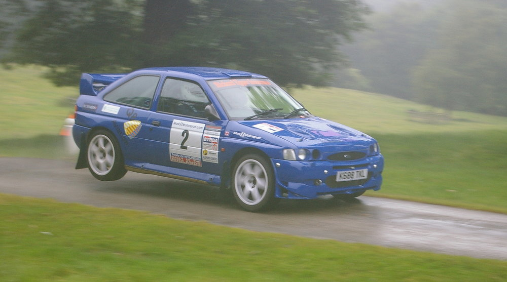 Rally car .2