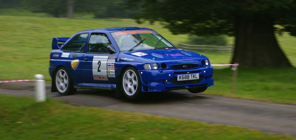 Rally car 2