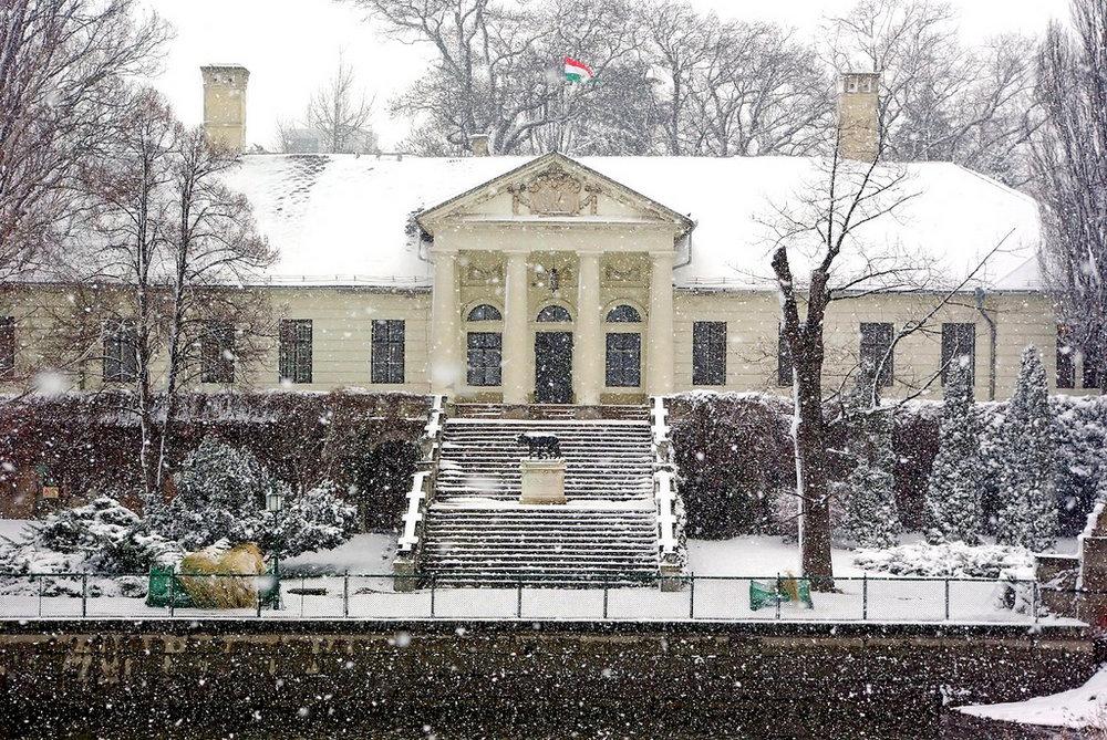 Bolza mansion, Szarvas, Hungary