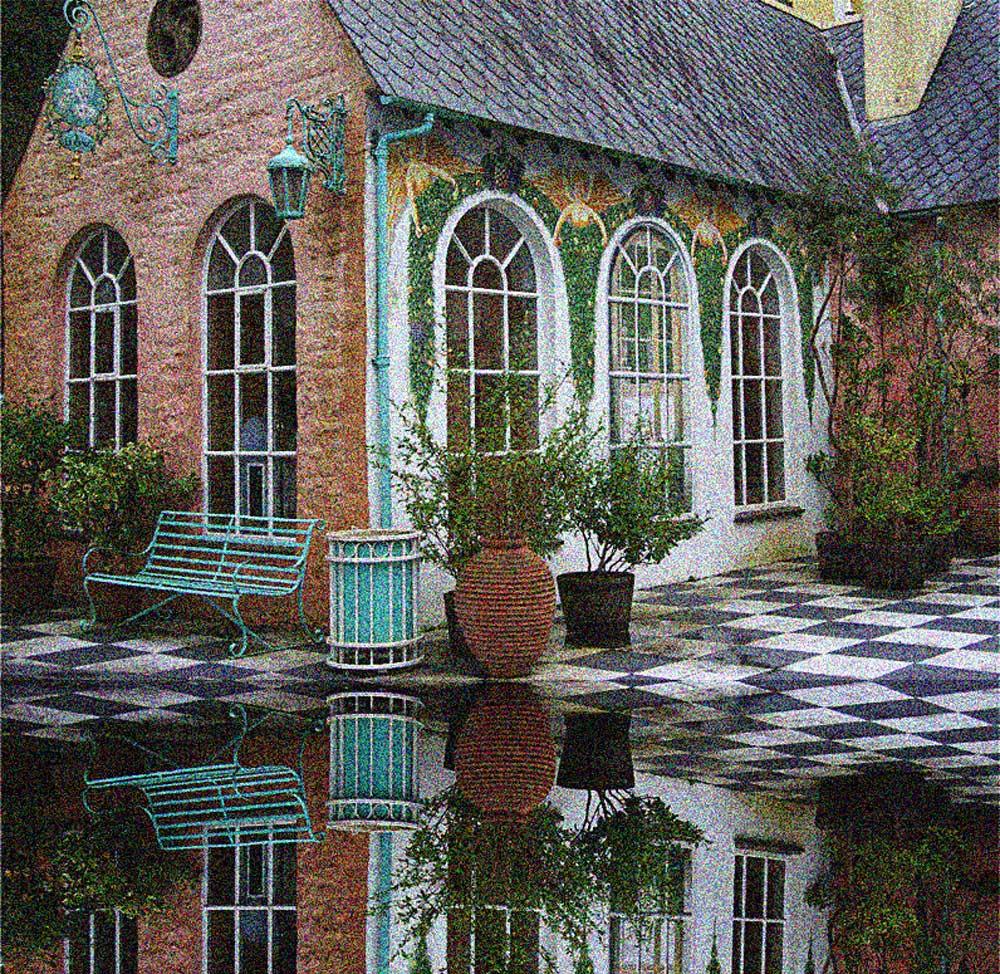 Italianate Architecture at Portmeirion