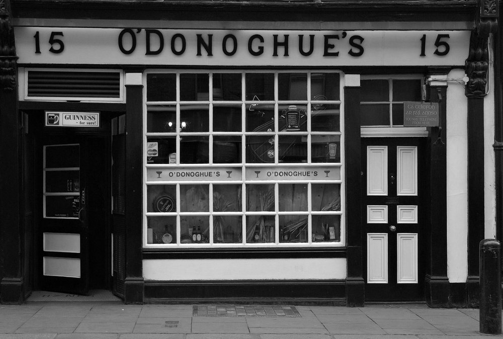 Home of the Dubliners
