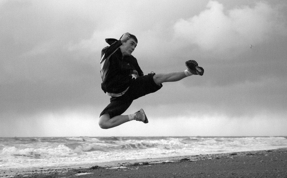Taekwondo at Clarach