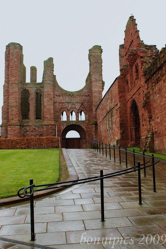 Arbroath Abbey Angus