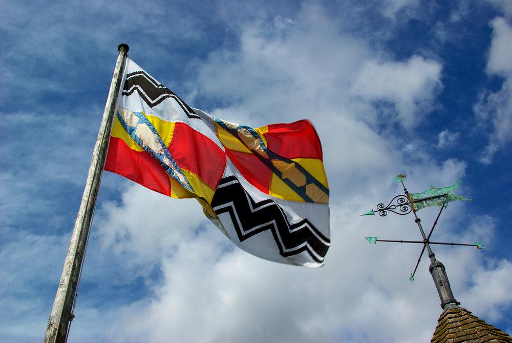 Sissinghurst Flag