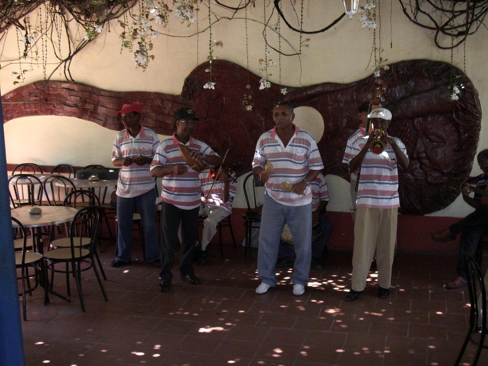 An Old Boys Band