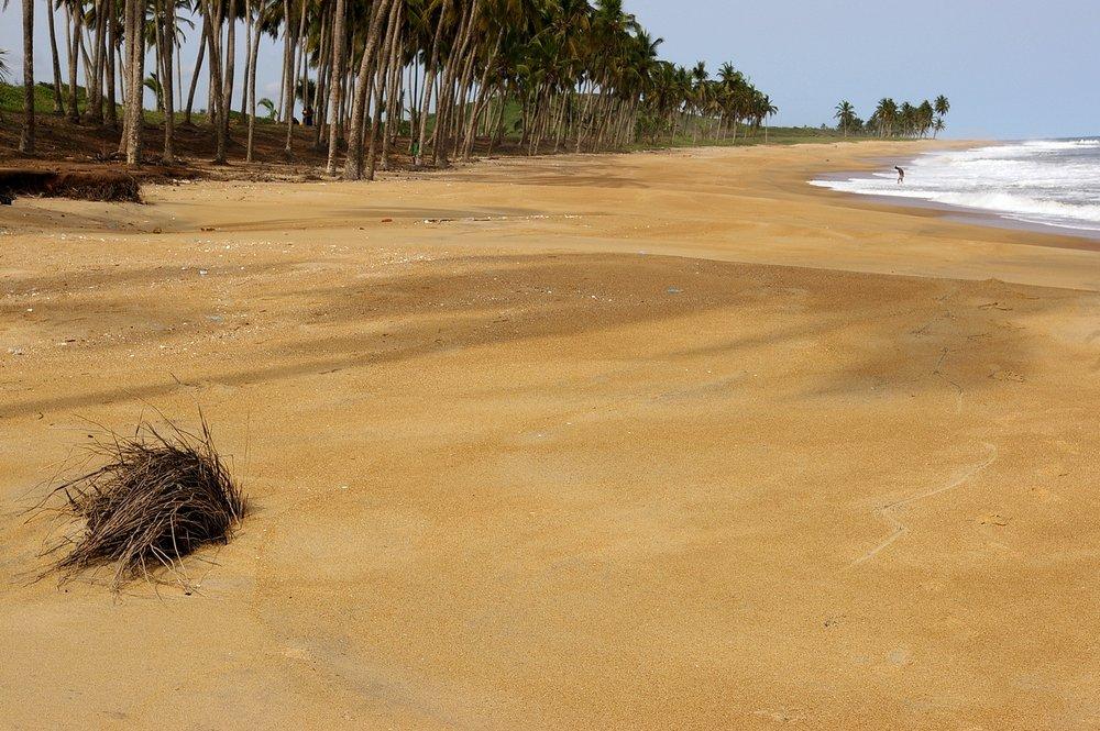 Beach - Cape Coast, Ghana