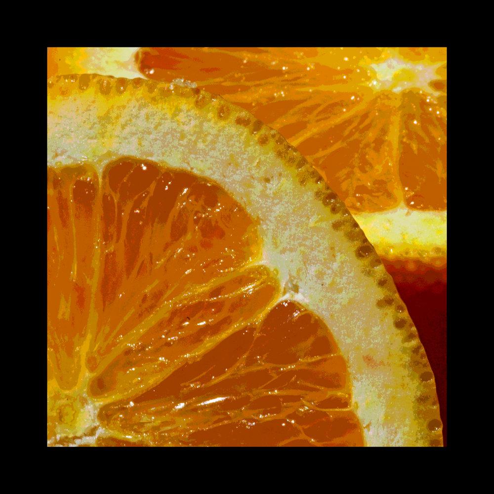 Fresh Orange - Poster Art