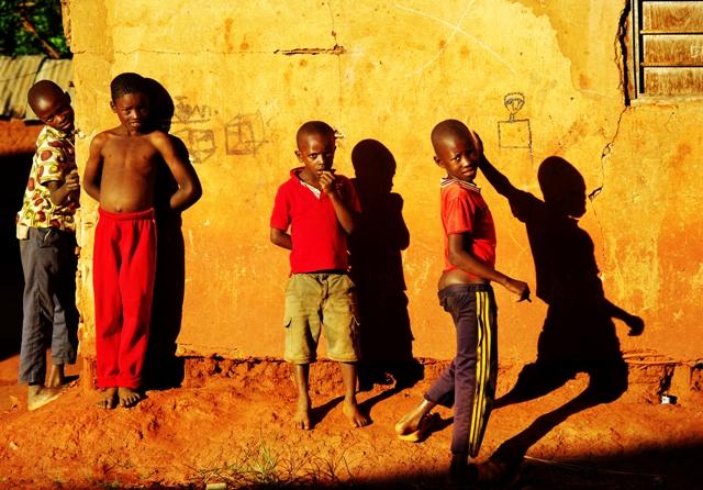 Sunshine  Children