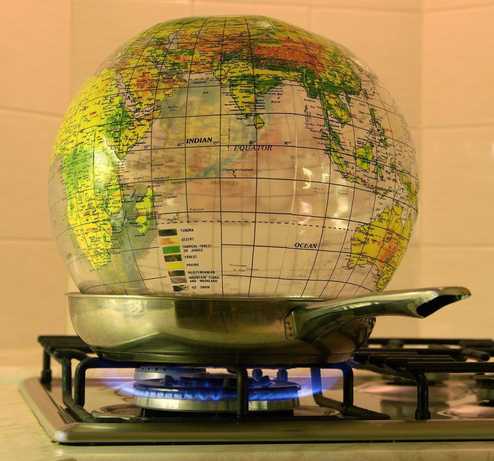 Fried Earth
