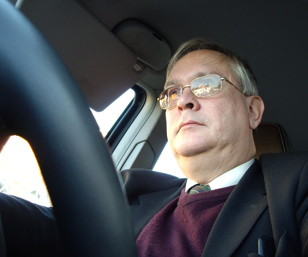 John Riley Driving