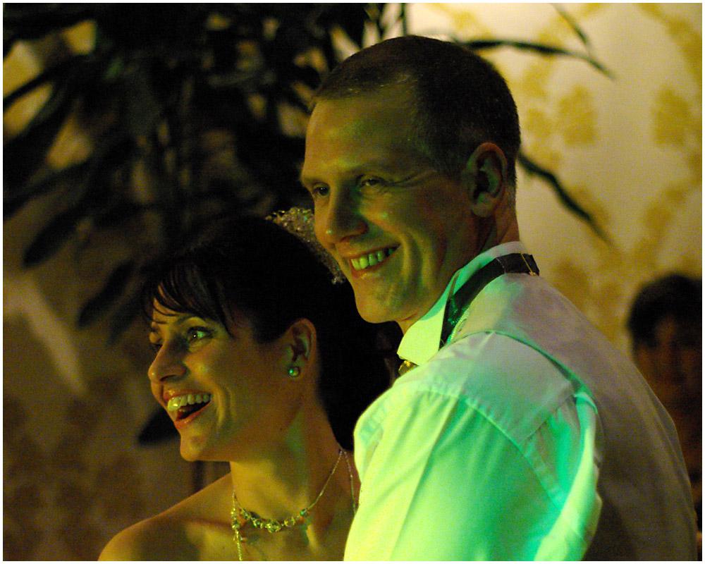 The Bride & Groom Dance
