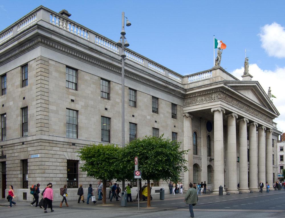 GPO Dublin