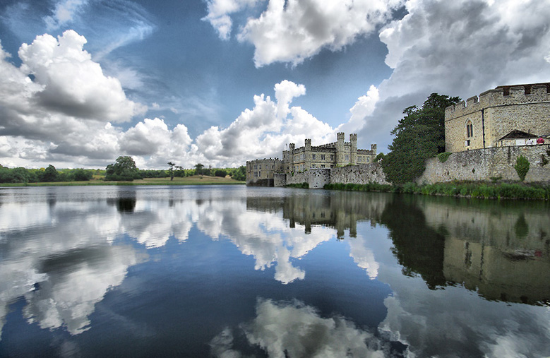 Leeds Castle Reflections