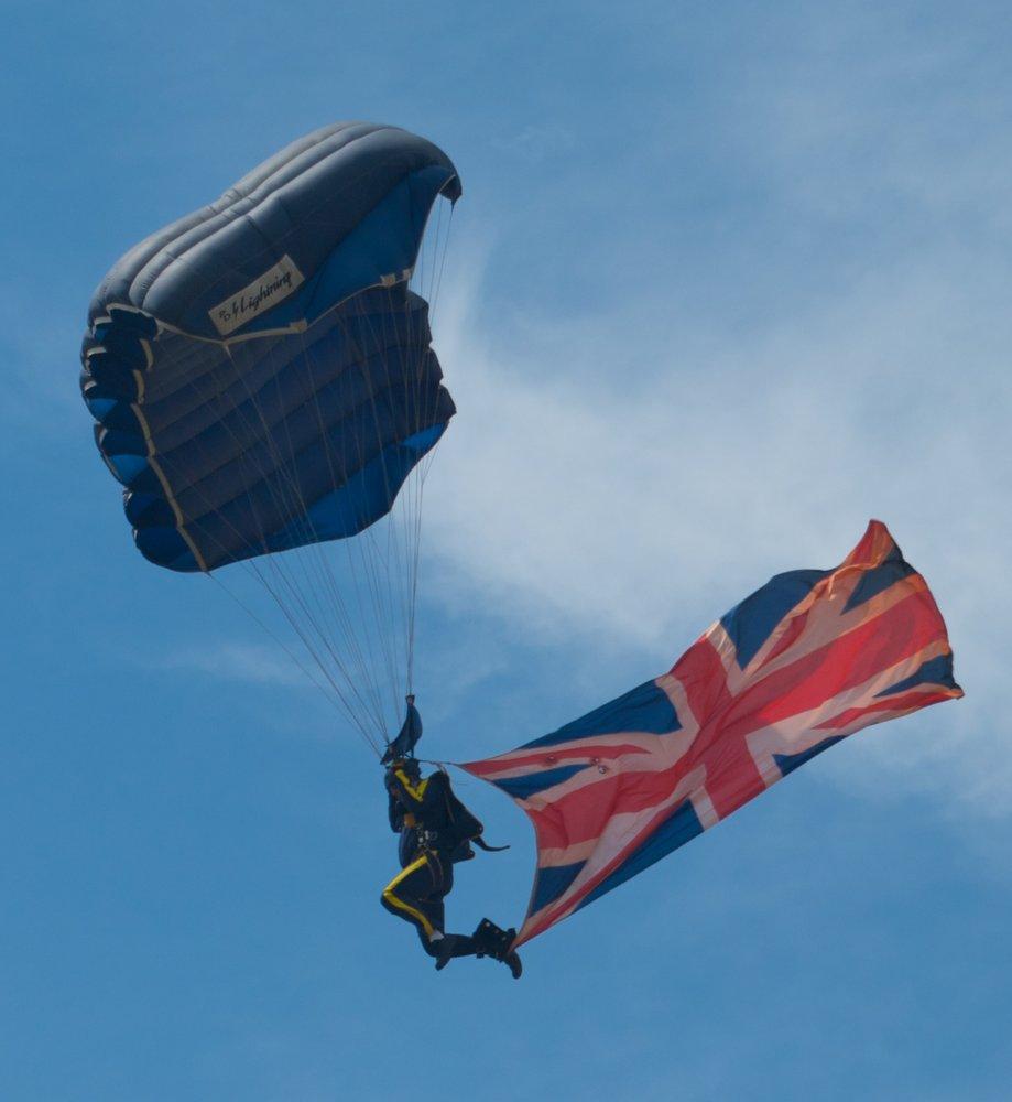 Parachute Flare