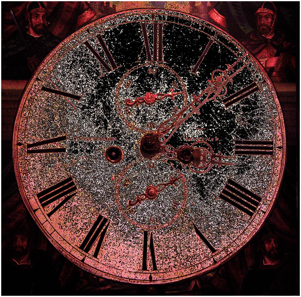 The Dissolution of Time