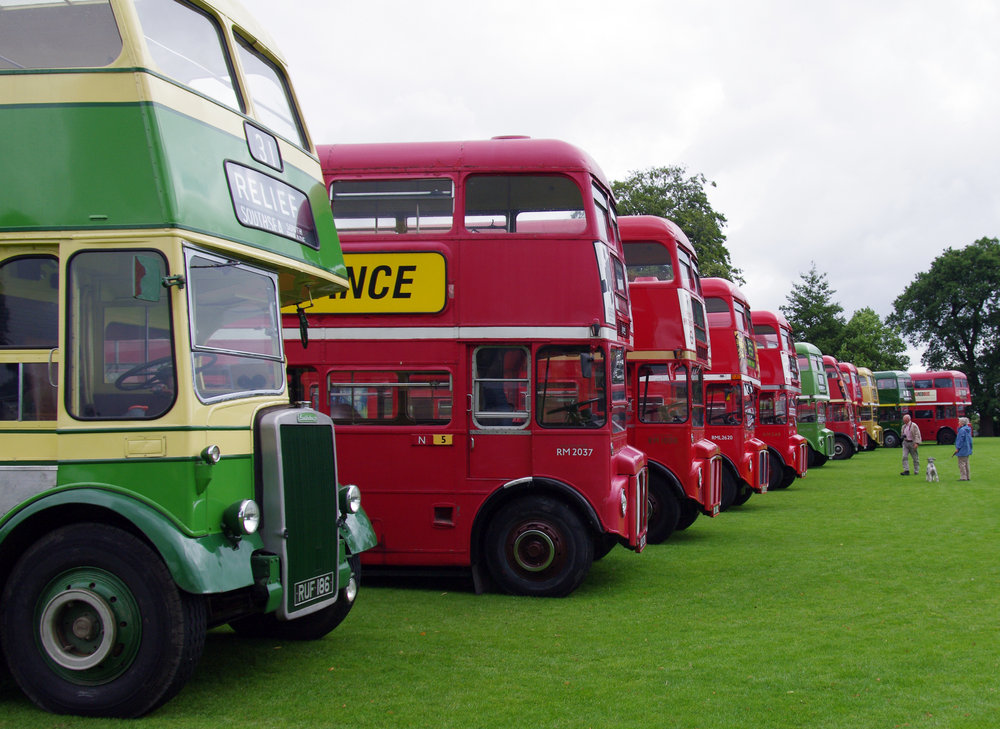 Bus Line-Up