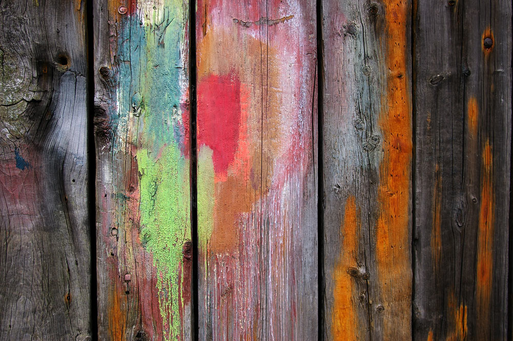 Colour in Wood