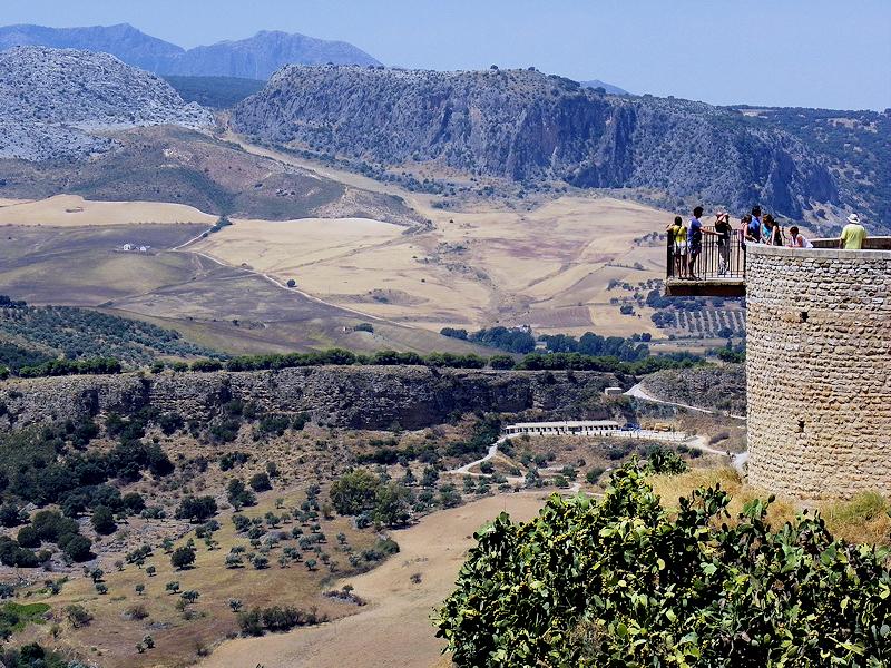 Ronda Valley Spain