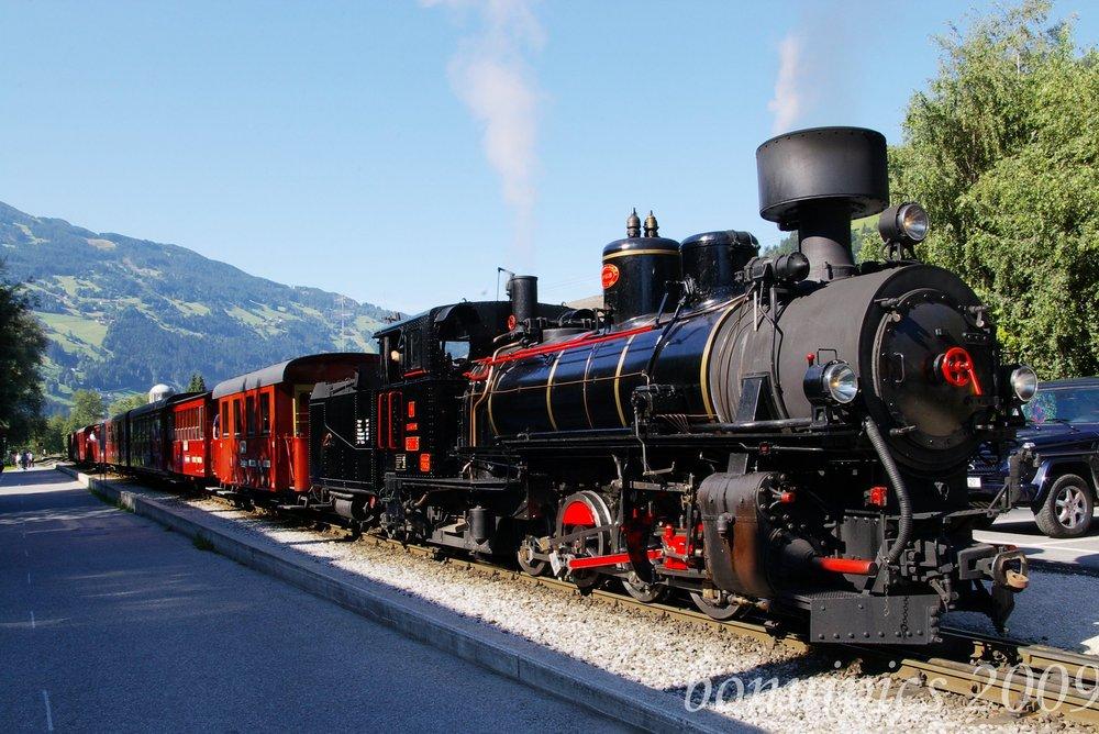 Ziller Valley Steam Train