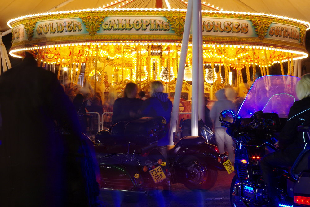 ghosts of the fairground