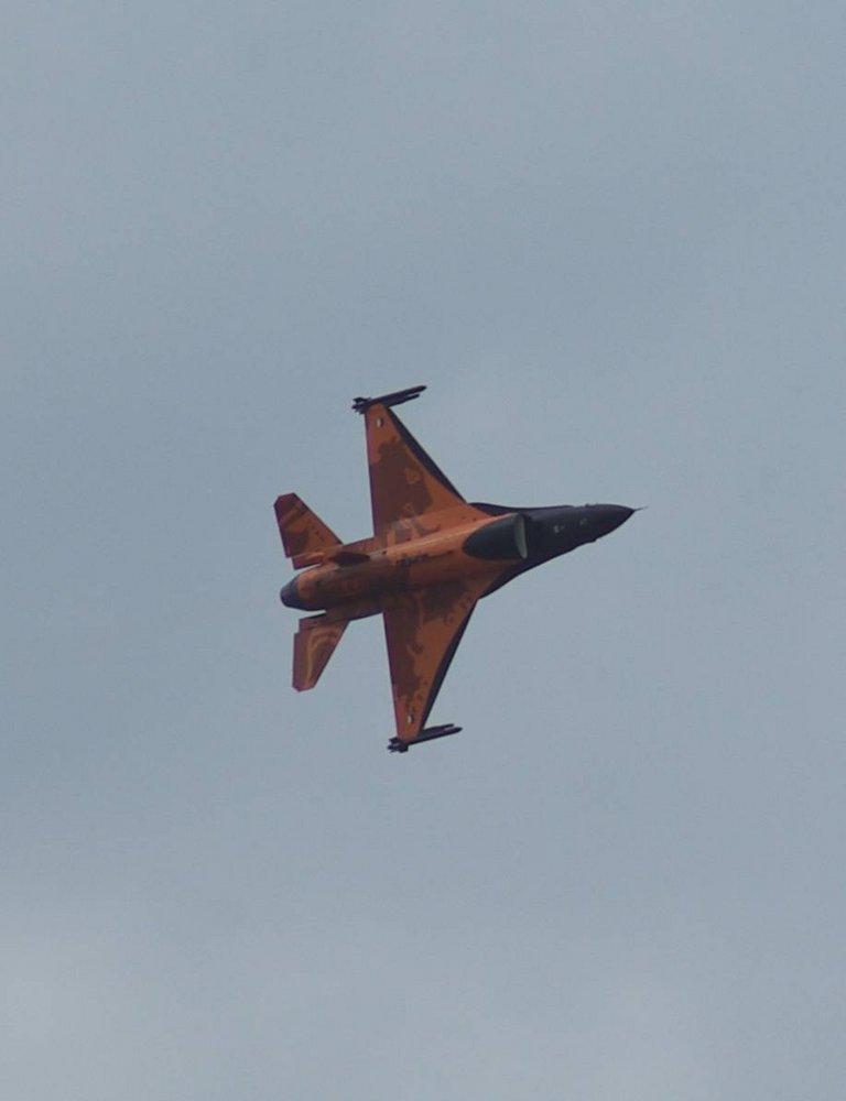 F 16 AM Fighting Falcon (RNethAF)