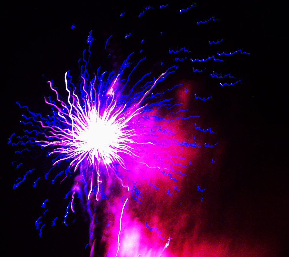 Firework with Abstract Tendencies