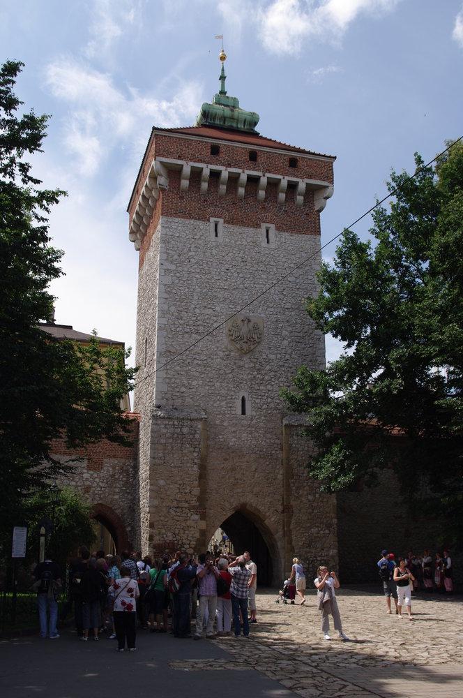 Krakow City Walls