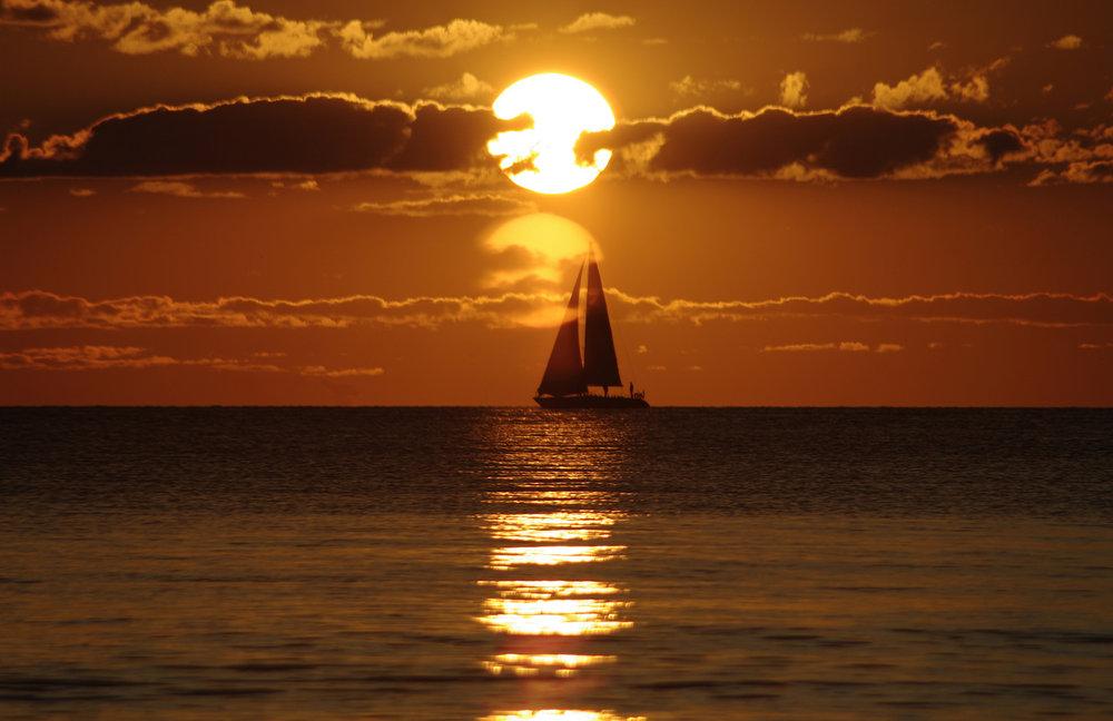 Twilight navigation