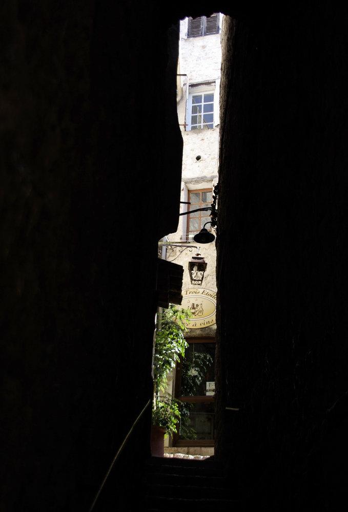 Windows, St Paul de Vence, France