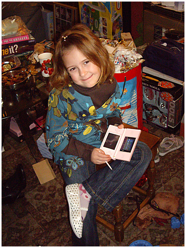 Bethany's Christmas Day