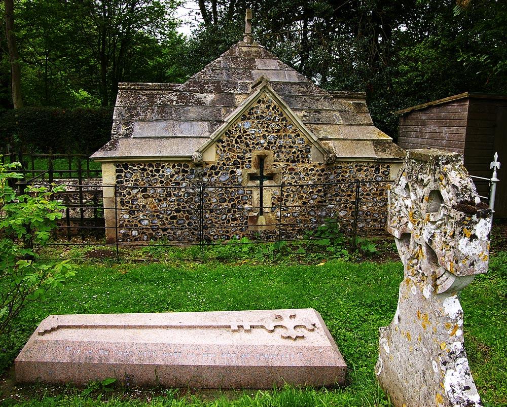 Grave of Edward FitzGerald