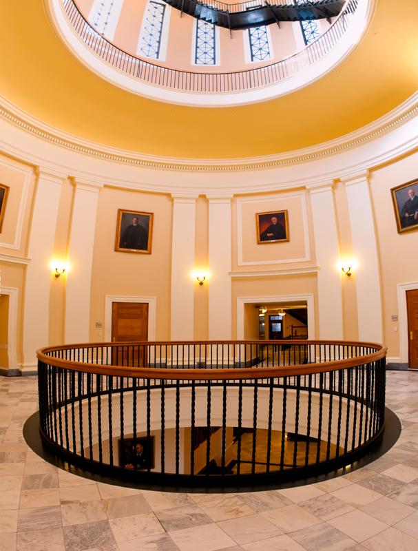 Maine State House Rotunda