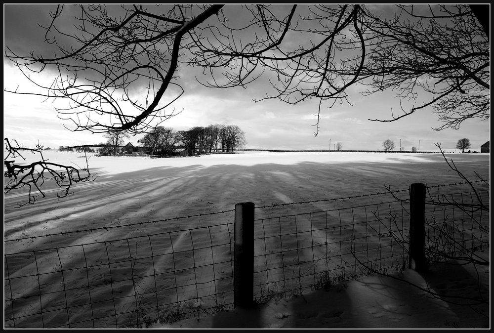 Snow in Tockholes