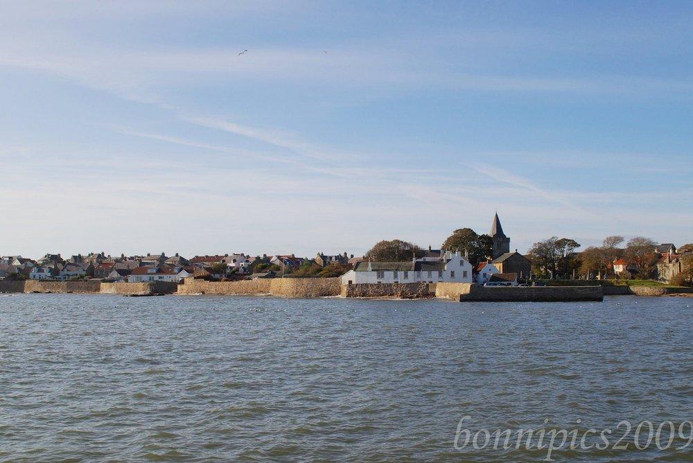 The Coastal Defences