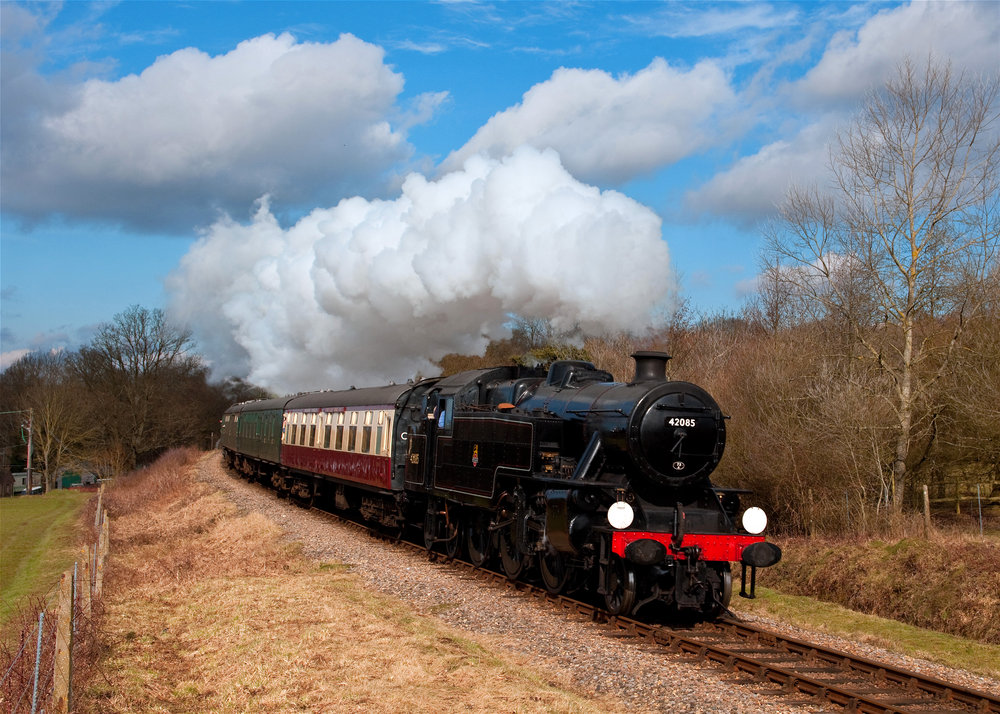 Bluebell Railway Branch Line