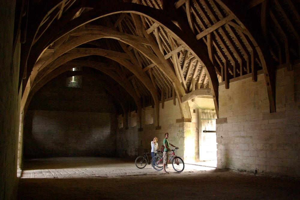 Tithe Barn, Bradford-on-Avon, Wilts.