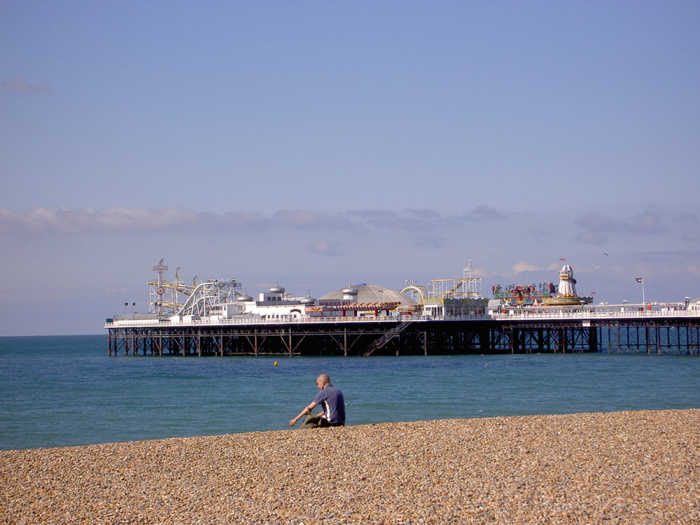 SERENITY ON BRIGHTON BEACH