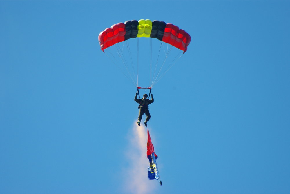 Solo Skysurfer
