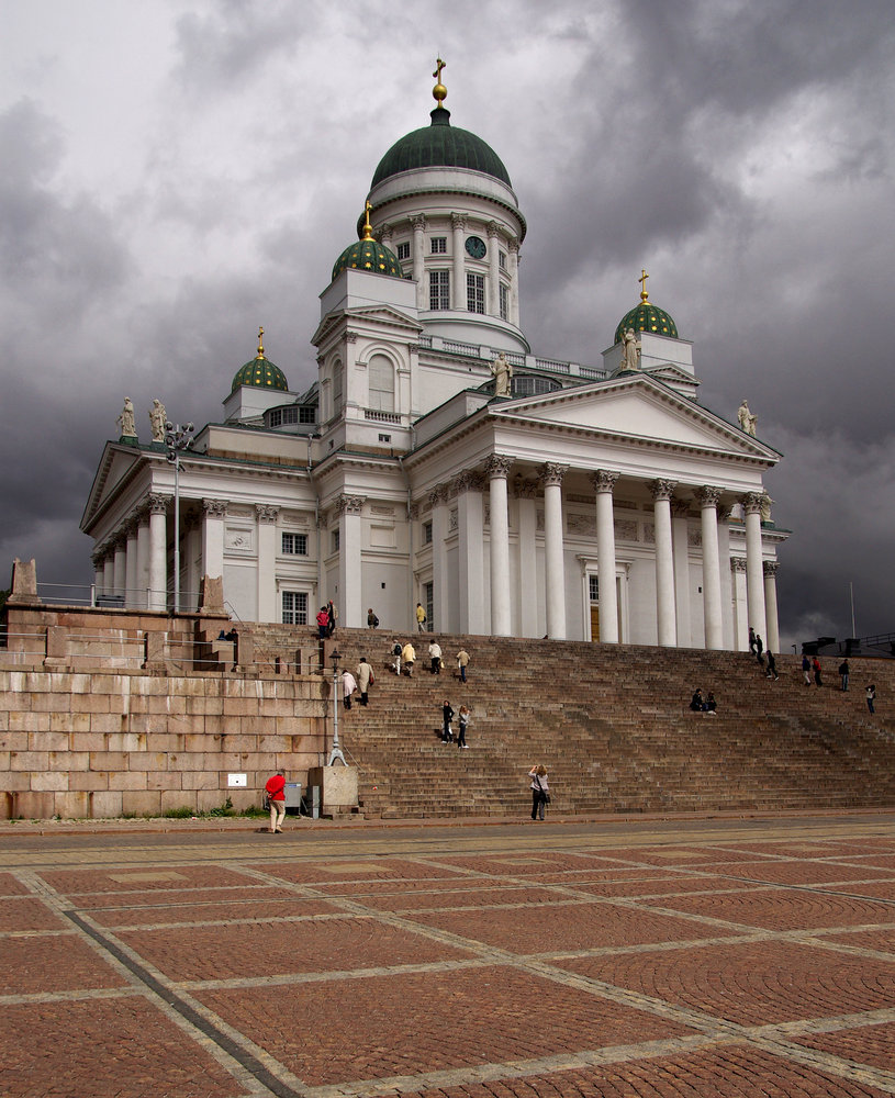 The Lutheran Cathedral, Helsinki