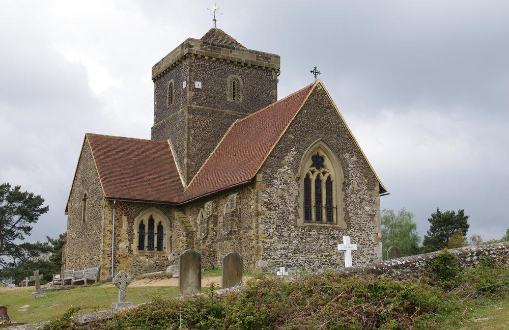 Church of St Martha on the Hill